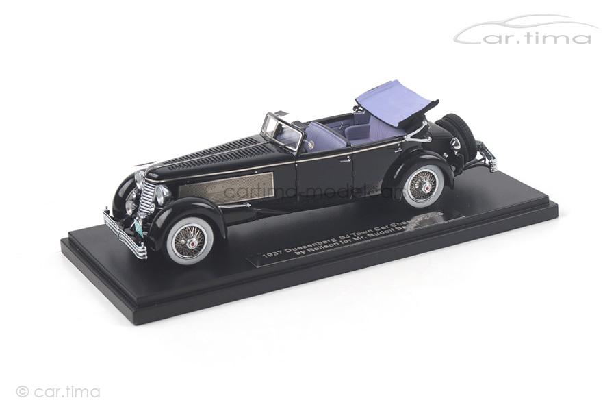 Duesenberg SJ Town Car by Rollson 1937 Esval Models 1:43 EMUS43004C