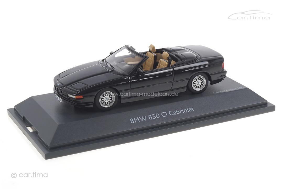 BMW 850 Ci schwarz Schuco 1:43 450914900
