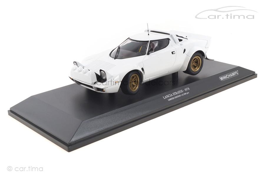 Lancia Stratos weiß Minichamps 1:18 155741700