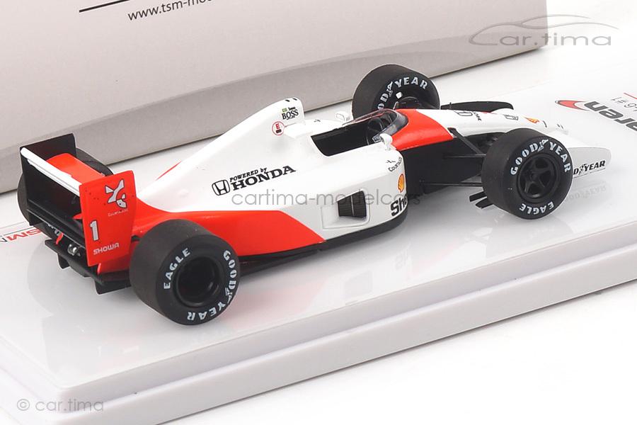 McLaren MP4/6 GP Japan 1991 Ayrton Senna TSM 1:43 TSM144334