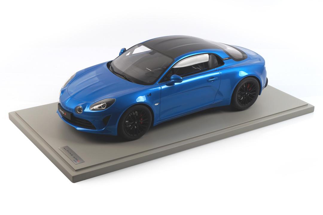 Alpine A110 S Bleu Alpine GT Spirit 1:8 GTS80055