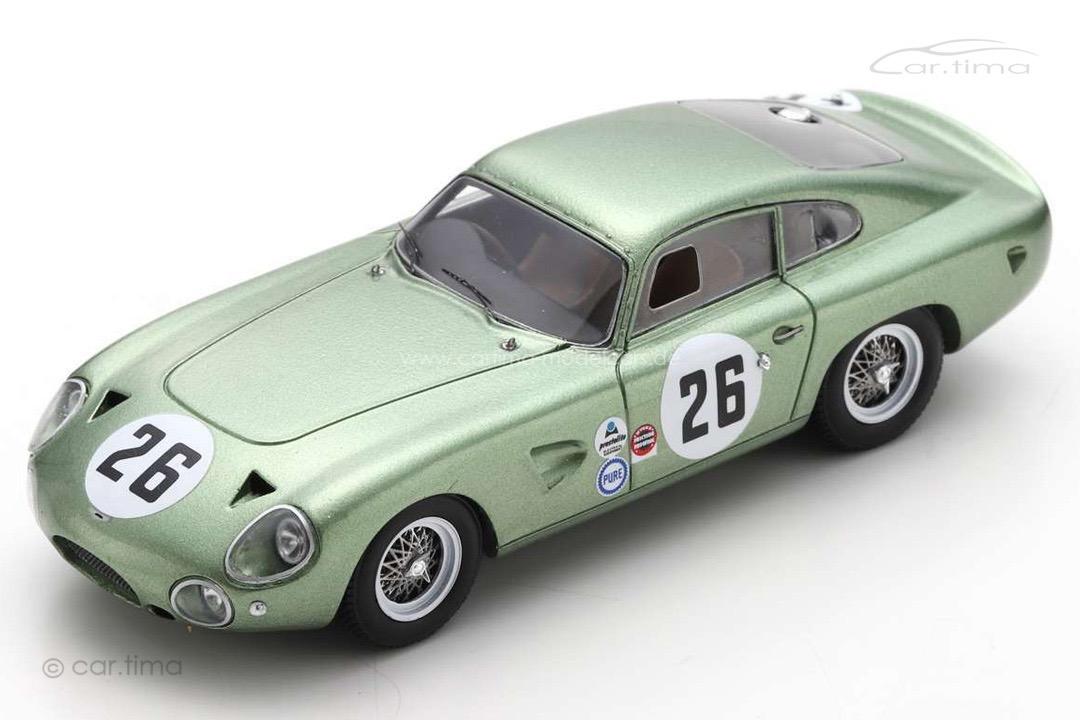 Aston Martin DP214 2000 km Daytona 1964 Salvadori/Salmon Spark 1:43 S3684