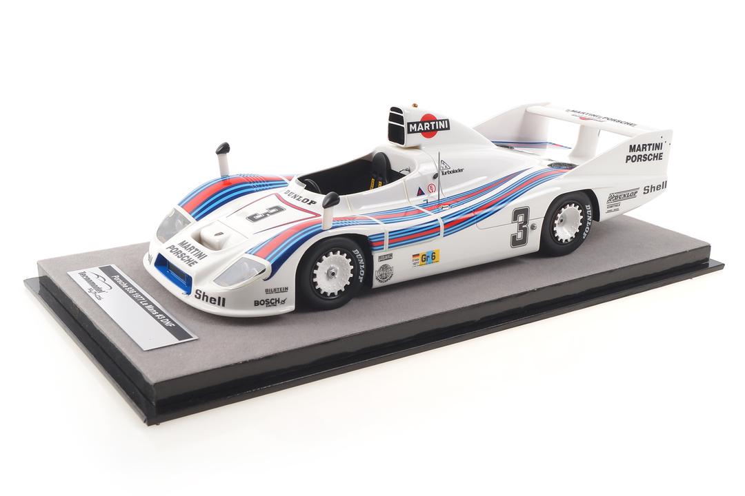Porsche 936 24h Le Mans 1977 Ickx/Pescarolo Tecnomodel 1:18 TM18-148B