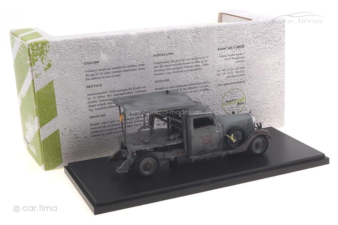"Maybach DSH ""fahrbare Säge"" 1935 autocult 1:43 11013"