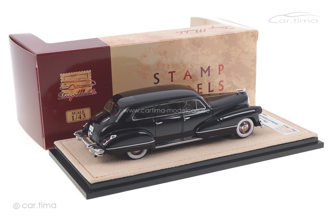 Cadillac Series 67 schwarz Stamp Models 1:43 STM42801