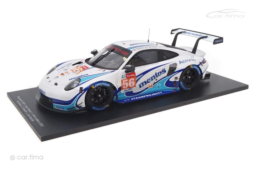 Porsche 911 RSR 24h Le Mans 2020 Cairoli/Perfetti/ten Voorde Spark 1:18 18S560