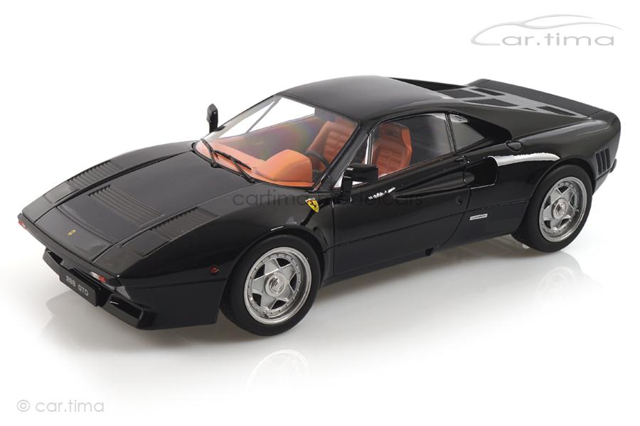 Ferrari 288 GTO 1984 schwarz KK Scale 1:18 KKDC180412