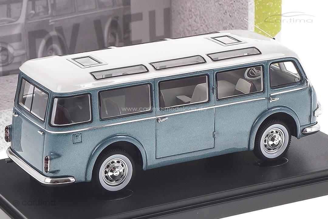 Tatra 603 MB 1961 autocult 1:43 08015