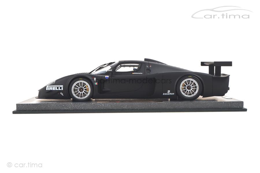 Maserati MC12 Competizione Test Fiorano 2004 Michael Schumacher BBR 1:18 BBRC1847A