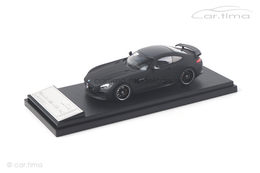 Mercedes-AMG GT-R 2017 Leather matt back Almost Real 1:43 420710