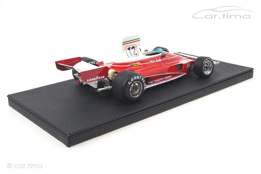 Ferrari 312 T World Champion 1975 Niki Lauda GP Replicas 1:18 GP26A