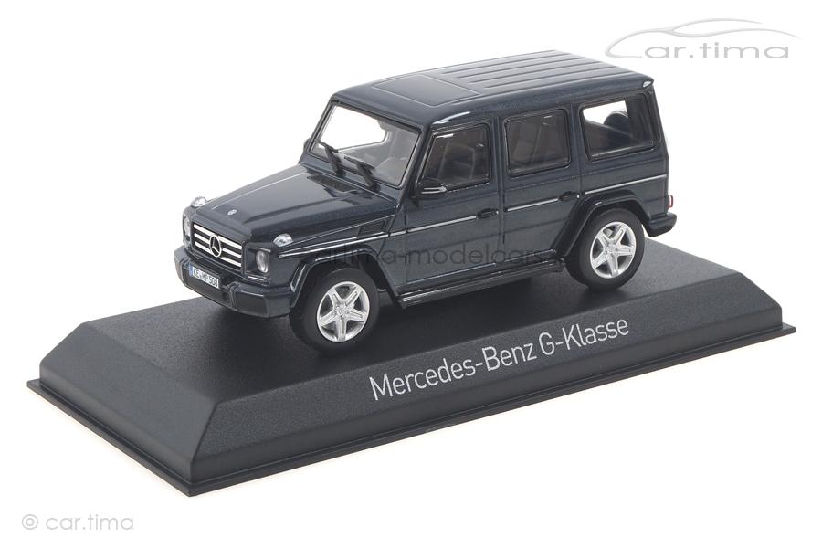 Mercedes-Benz G-Klasse 2015 Grau met. Norev 1:43 351342