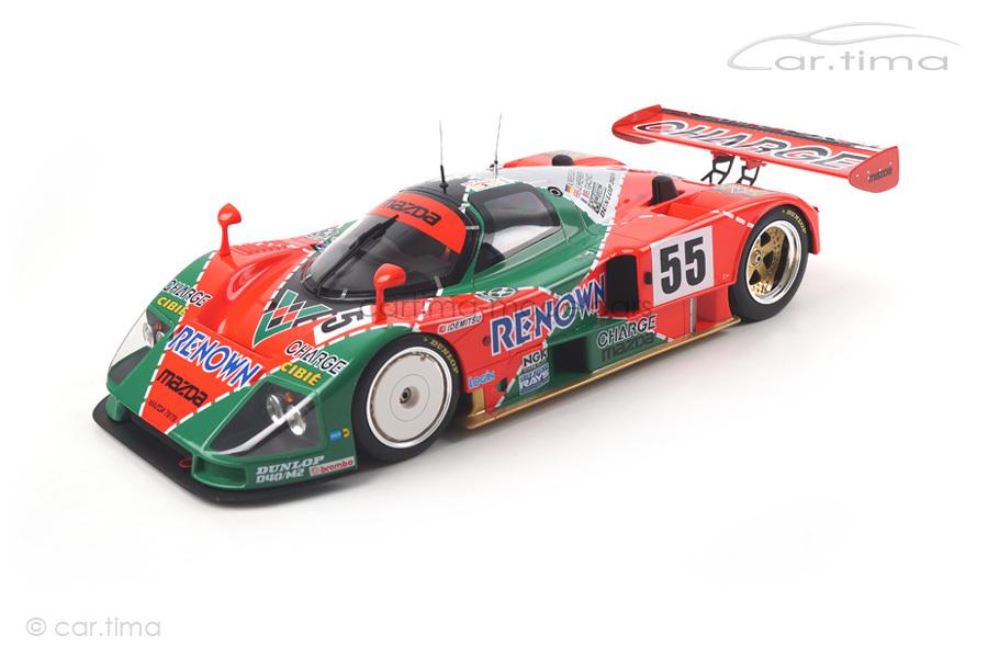 Mazda 787B Winner 24h Le Mans 1991 Herbert/Gachot/Weidler TSM 1:12 TSM151201