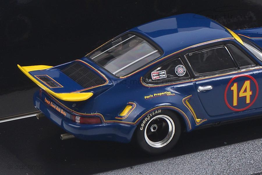 Porsche 911 RSR 3,0 TransAm Championship 1974 A.Holbert Minichamps 1:43 430746914