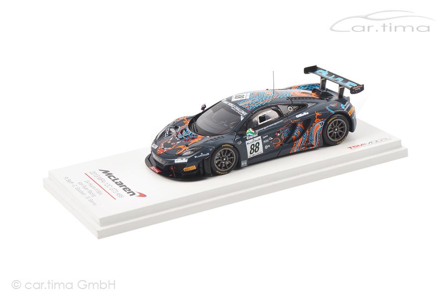 McLaren MP4-12C GT3 24h Spa 2013 Barff/Goodwin/Senna TSM 1:43 TSM144336