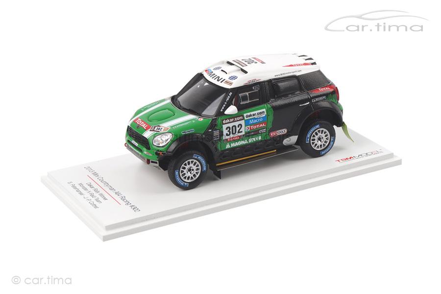 Mini Countryman All4 Racing Winner Rally Dakar 2013 Peterhansel/Cottret TSM 1:43 TSM144345