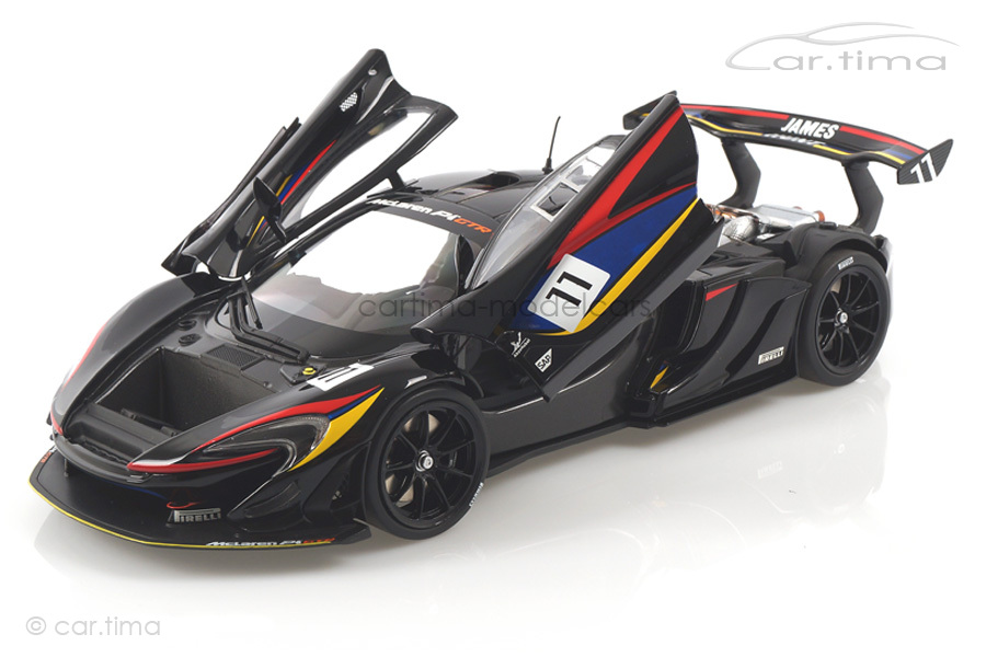 McLaren P1 GTR James Hunt 40th Anniversary Almost Real 1:18 840108