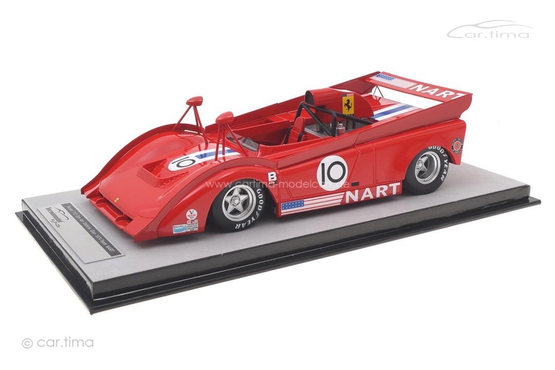 Ferrari 712 Can-Am Watkins Glen 1974 Brian Redman Tecnomodel 1:18 TM18-225D