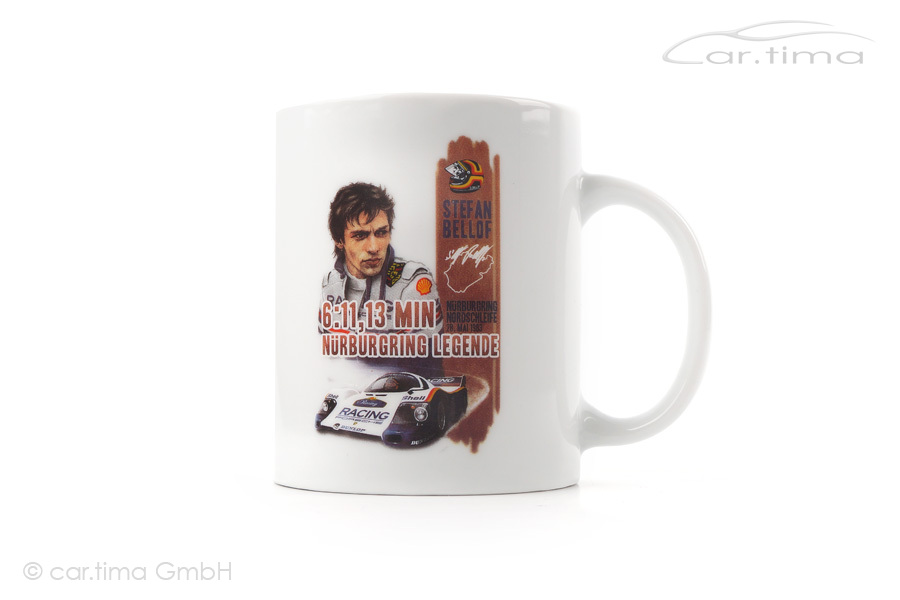 Becher/Cup Stefan Bellof Nürburgring Legende Nürburgring Shop