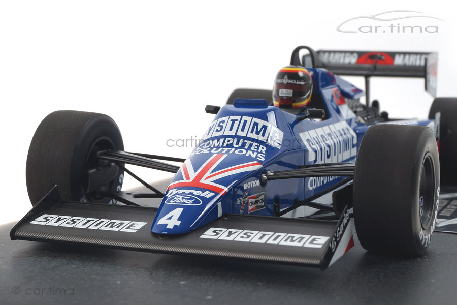 Tyrrell 012 Ford Dutch GP 1984 Stefan Bellof Minichamps 1:18 147840604