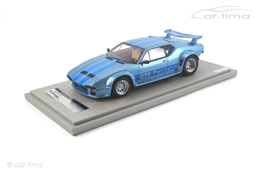 De Tomaso Pantera GT5 blau met. Tecnomodel 1:18 TM18-105D