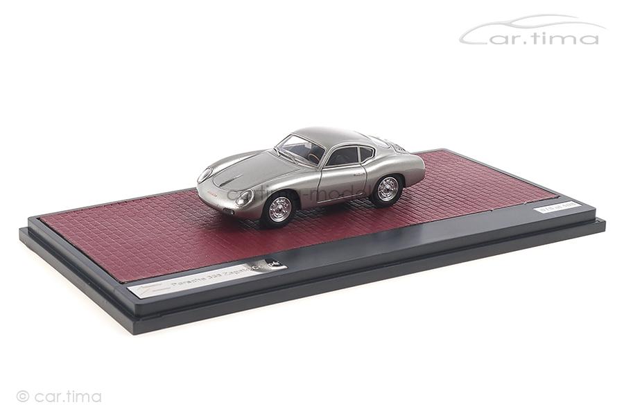 Porsche 356 Zagato Carrera Coupe silber Matrix 1:43 MX51607-041