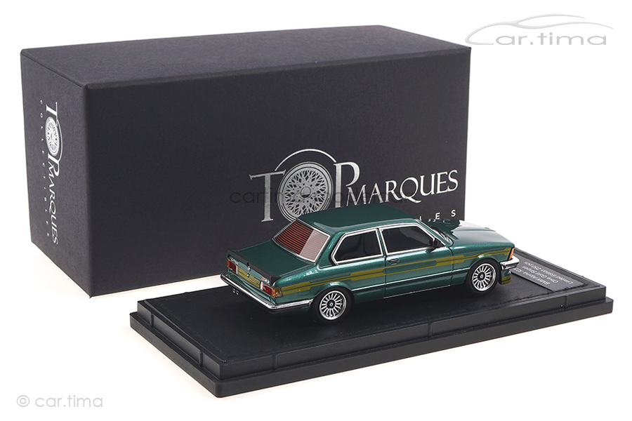 BMW Alpina 323 grün Top Marques 1:43 TM43-05E