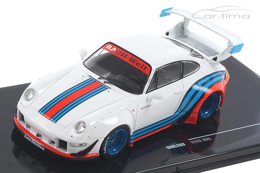 RWB auf Basis Porsche 911 (993) Martini IXO 1:43 MOC209