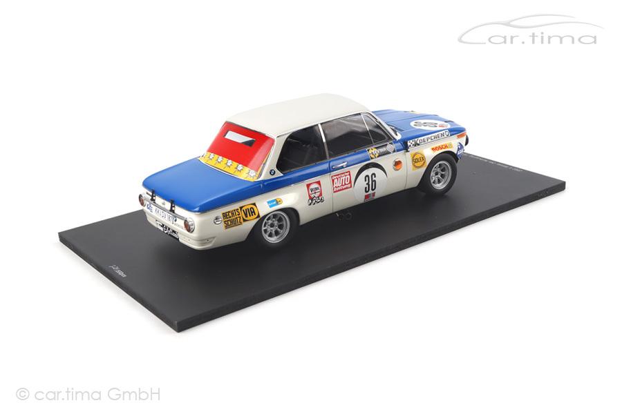 BMW 2002 Ti Winner 24h Nürburgring 1970 Stuck/Schickentanz Spark 1:18 18SG005