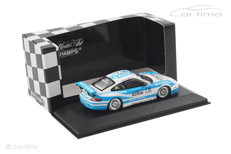 Porsche 911 GT3 Cup Carrera Cup 2005 M.Barthlomeyczik Minichamps 1:43 400056216