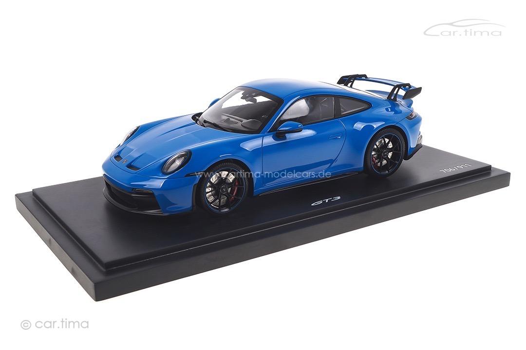 Porsche 911 (992) GT3 Sharkblue Minichamps 1:18 WAP0211490M003