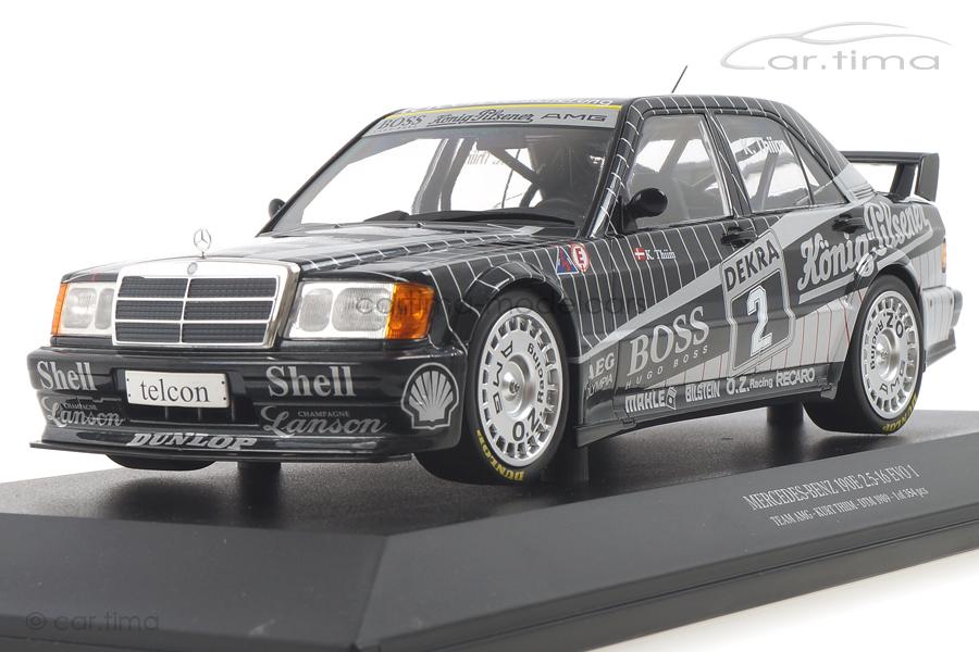 Mercedes-Benz 190E 2.5-16EVO 1 DTM 1989 Kurt Thiim Minichamps 1:18 155893602
