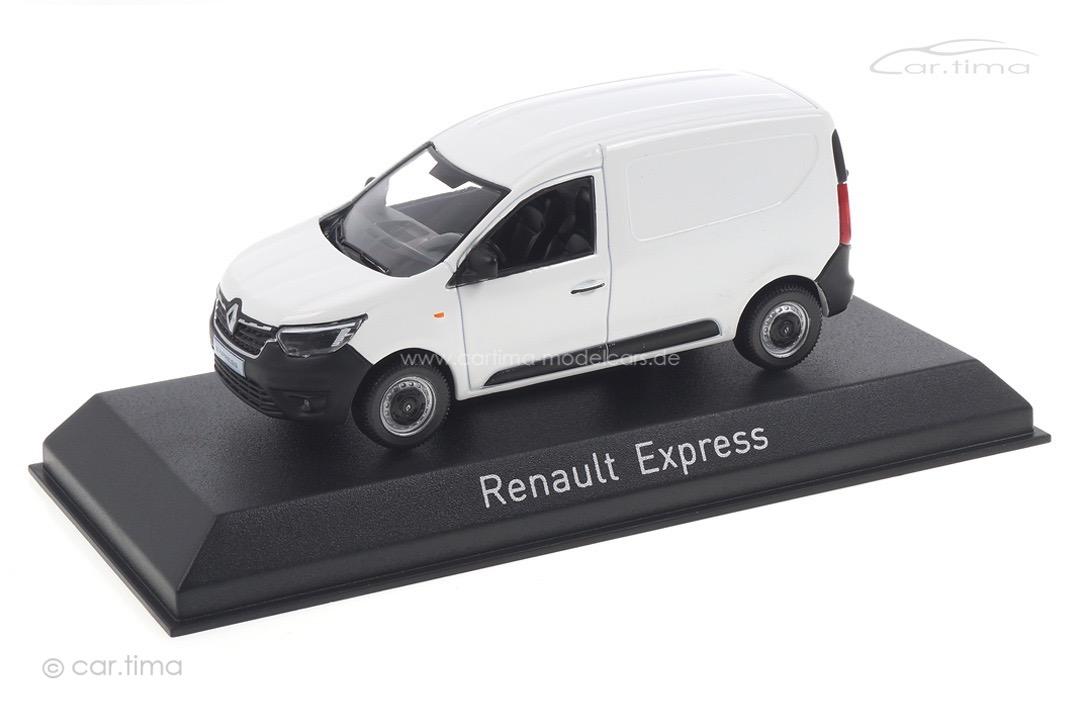 Renault Express 2021 weiß Norev 1:43 511318
