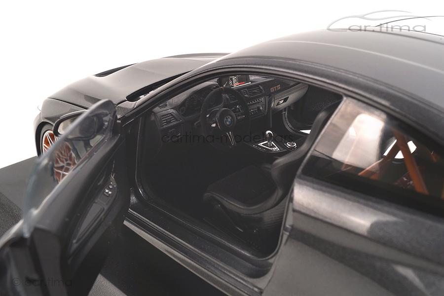BMW M4 GTS grau met. Minichamps 1:18 110025222