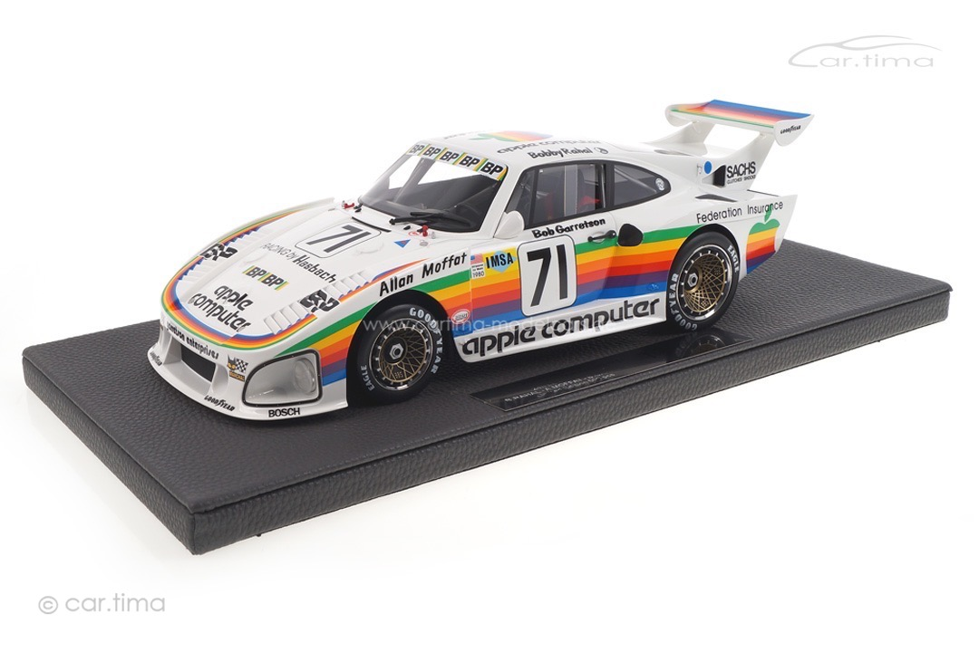 Porsche 935 K3 24h Le Mans 1980 Garretson/Moffat/Rahal Top Marques 1:18 TOP108C