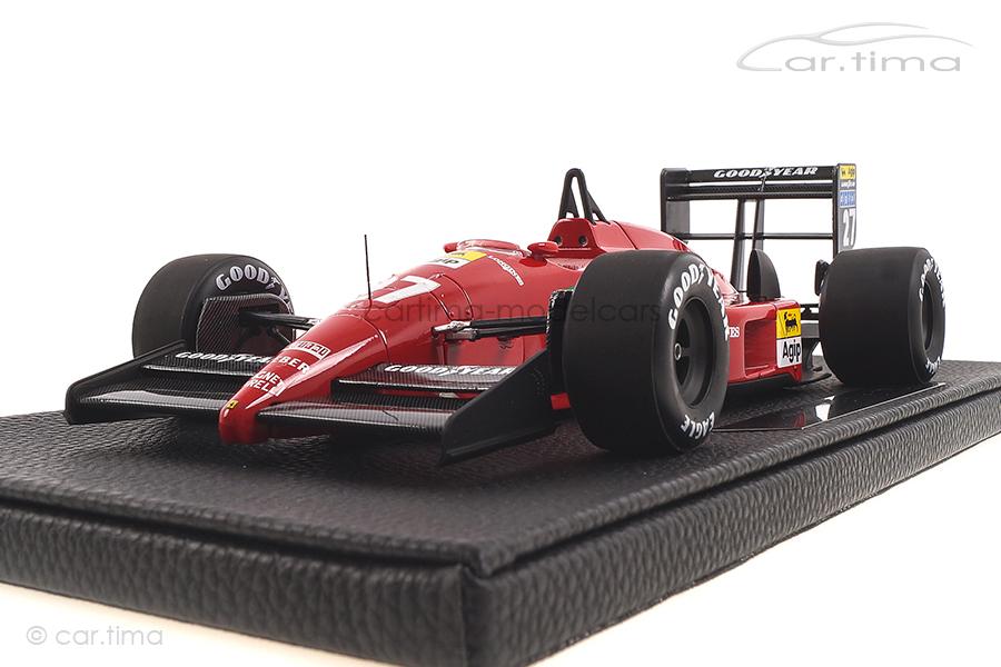 Ferrari F1 87/88C GP 1988 Michele Alboreto GP Replicas 1:18 GP08B