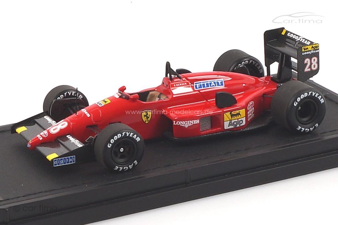 Ferrari F1 87/88C GP 1988 Gerhard Berger GP Replicas 1:43 GP43-05A