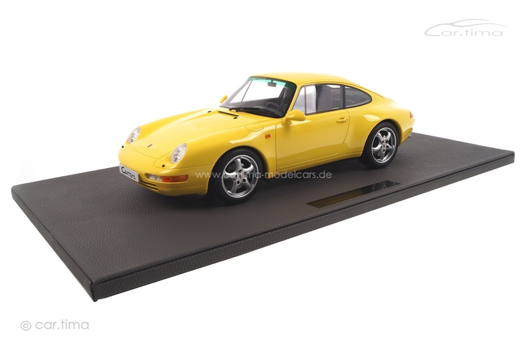 Porsche 911 (993) Carrera Speedgelb Top Marques 1:12 TM12-18A