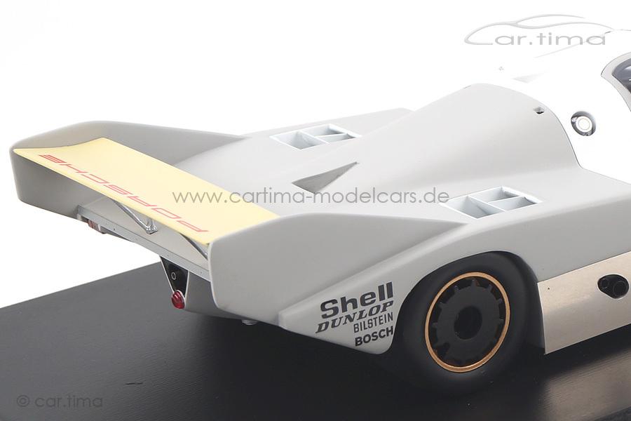 Porsche 956 Test 1982 Spark 1:18 18S125