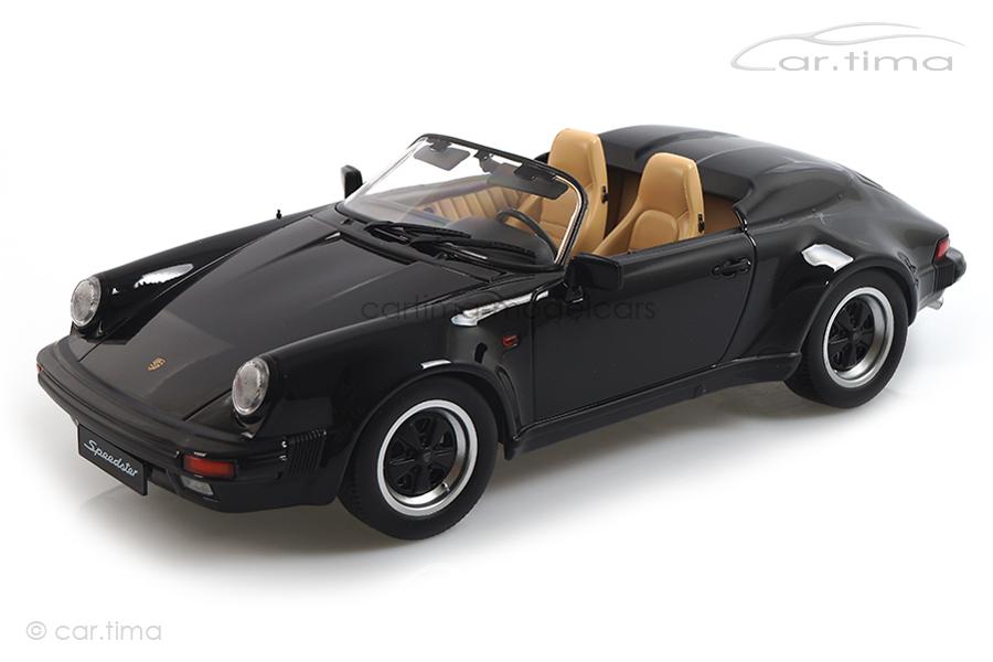 Porsche 911 Speedster Schwarz KK Scale 1:18 KKDC180452
