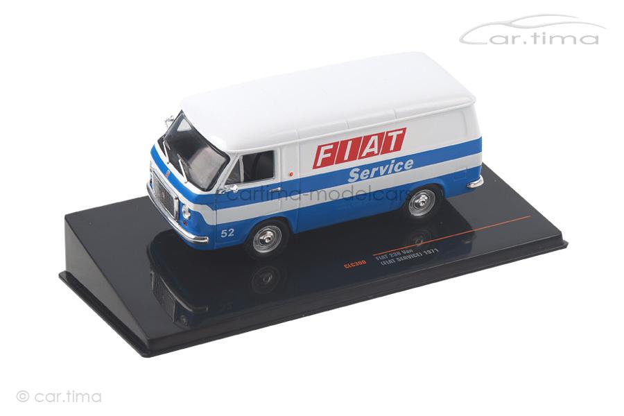 Fiat 238 Van Fiat Service 1971 IXO Models 1:43 CLC300