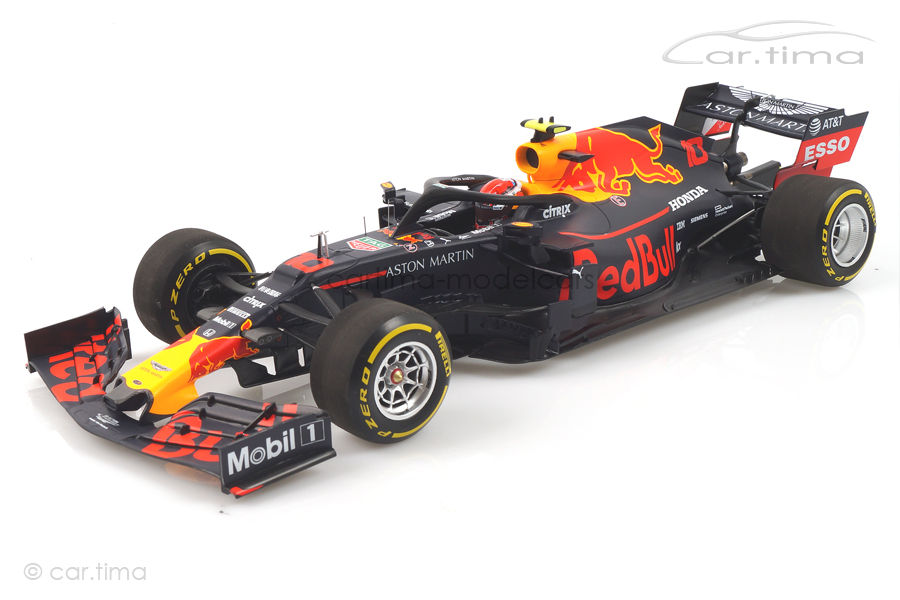 Aston Martin Red Bull Honda RB15 GP 2019 Pierre Gasly Minichamps 1:18 110190010