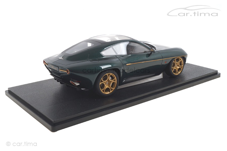 Alfa Romeo Disco Volante by Touring grün met. Cult Scale Models 1:18 CML029-2