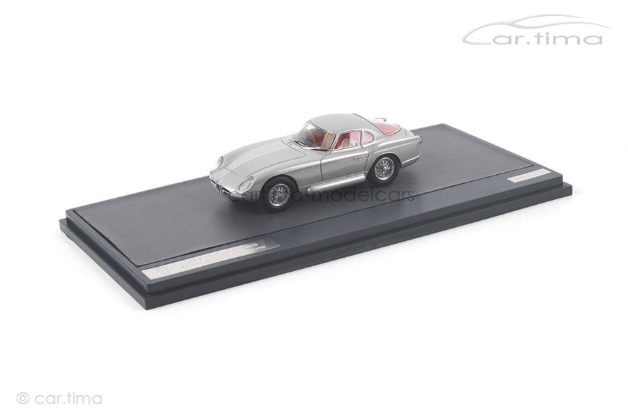 Alfa Romeo 2000 Sportiva Coupe Bertone 1954 silber Matrix Scale Models 1:43 MX40102-101