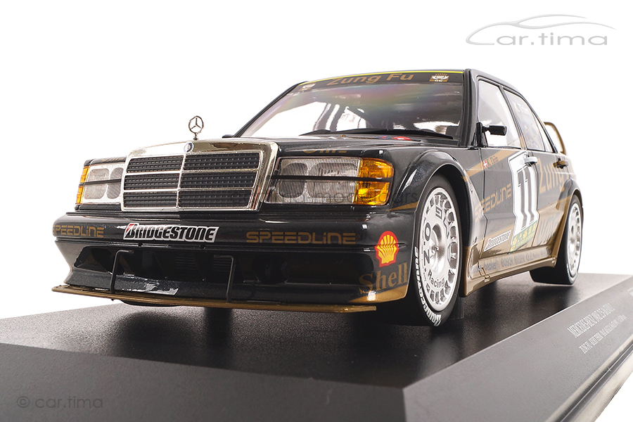 Mercedes-Benz 190E 2.5-16 EVO 2 Macau 1991 Kurt Thiim Minichamps 1:18 155913611