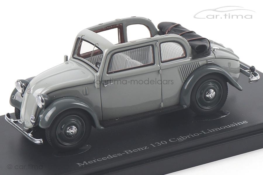 Mercedes-Benz 130 Cabrio-Limousine 1935 autocult 1:43 03010