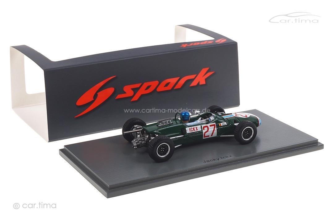 Matra MS5 F2 GP Deutschland 1966 Jacky Ickx Spark 1:43 S4309