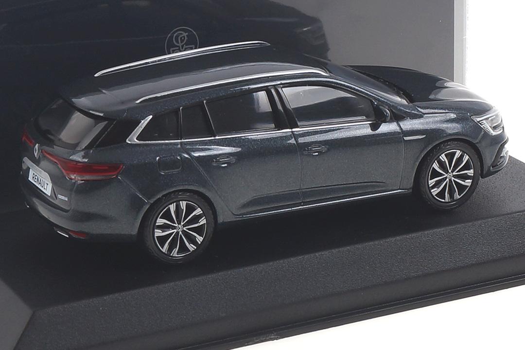 Renault Megane Estate 2020 Titanium Grey Norev 1:43 517787