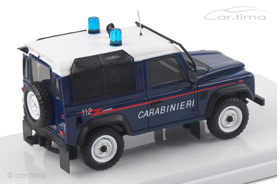 "Land Rover Defender 90"" Station Wagon Carabinieri TSM 1:43 TSM164326"