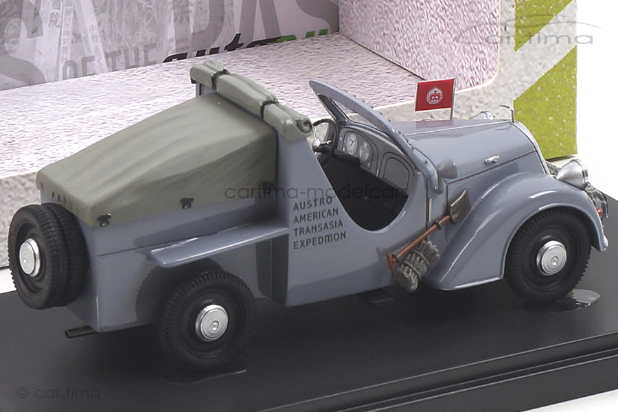"Steyr 100 ""Asien-Steyr"" autocult 1:43 02018"